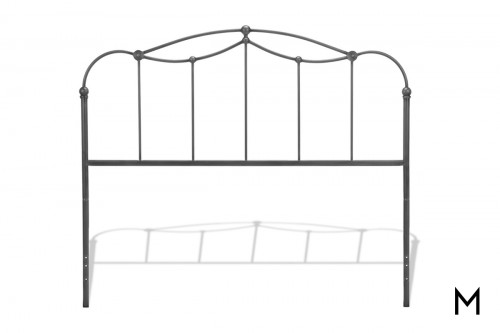 Braylen Queen Metal Headboard