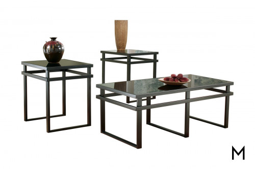 Laney Accent Tables with 3 Tables