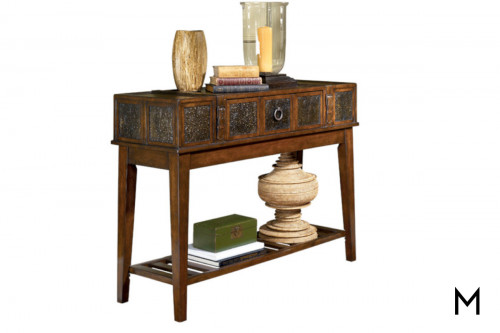 M Collection McKenna Console Table