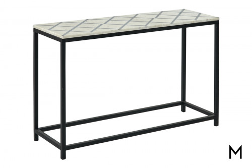 M Collection Marklund Console Table