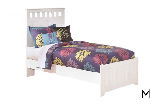 Lulu Twin Bed