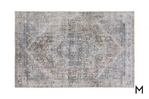 Goldenrod Area Rug 5'x8'