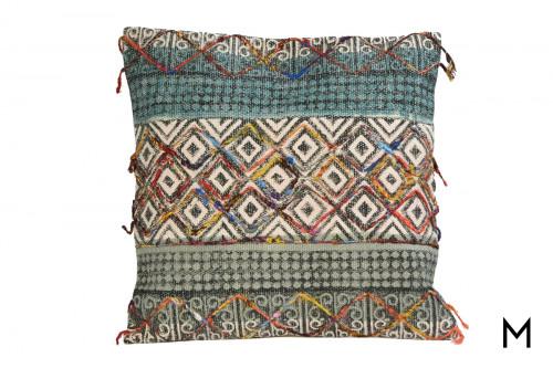 Boho Accent Pillow