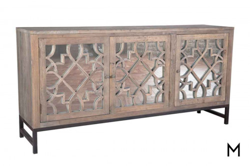 Sanford 3 Door Sideboard