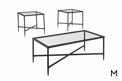 Augeron 3 Piece Table