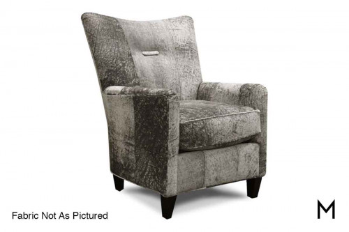 Mercer Arm Chair in Evolution Caribou