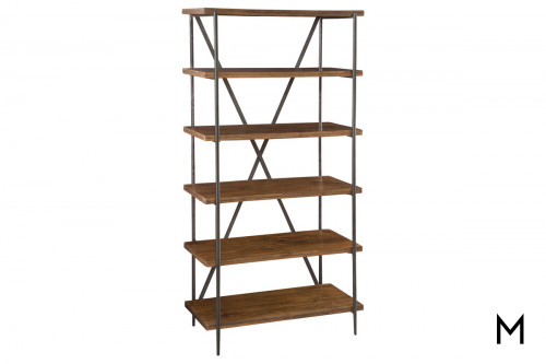 Bedford Open Shelving