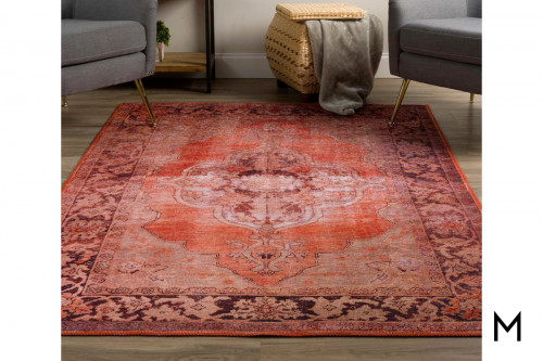 Amanti Ginger Area Rug 8'x10'