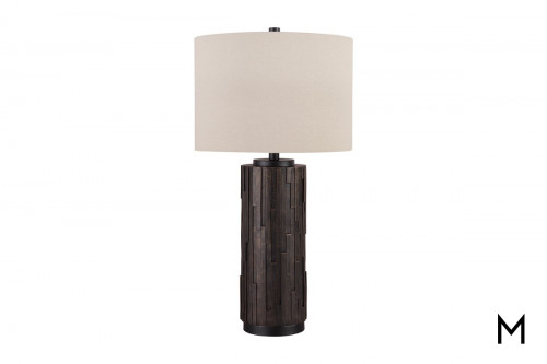 Makya Table Lamp in a Set of 2
