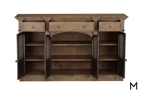 Modern Authentic Sideboard in Oak