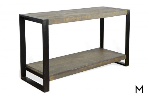 Durham Sofa Table in Tobacco Leaf