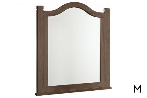 Arch Top Dresser Mirror