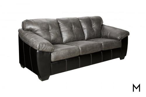 Gregale Sofa in Slate Grey