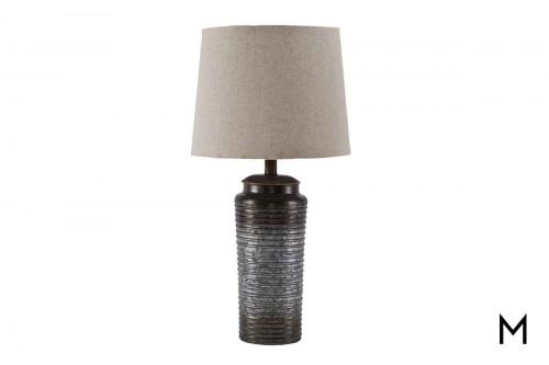 Norbert Metal Table Lamp