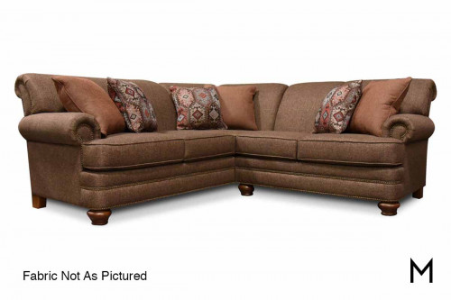 Reed 2 Piece Sectional