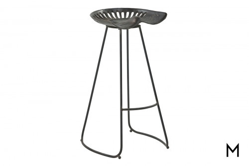 M Collection Marco Bar Height Stool