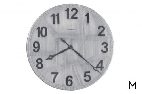 Aviator Wall Clock