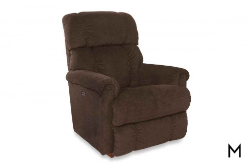 Pinnacle Rocker Recliner in Shona Granite