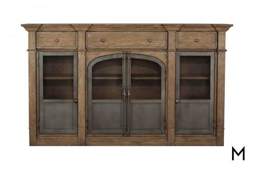 Modern Authentic Sideboard in Oak