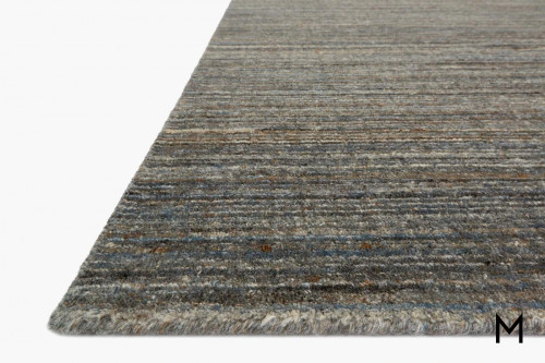 Speckled Slate Area Rug 7'x9'