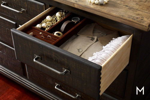 Plank 7-Drawer Dresser
