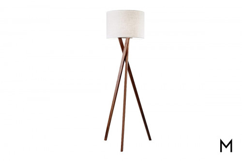 Brooklyn Floor Tripod Lamp