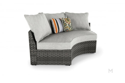 Basket 7 Piece Sectional with 7 pieces