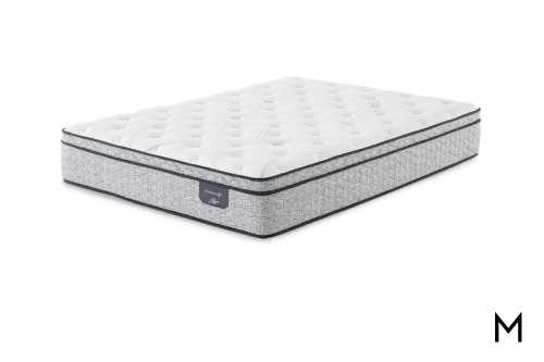 Serta Danville Euro Top Twin Mattress