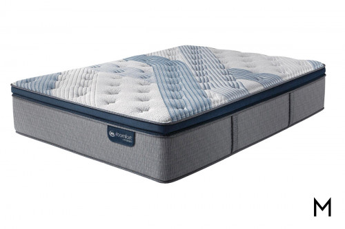 Serta Blue Fusion Hybrid 5000 King Mattress