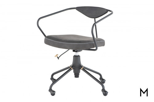Modern Swivel Desk Chair with Casters