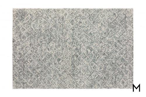 Zoe Charcoal Area Rug 8'x10'