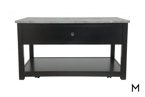 Ezmonei Lift Top Coffee Table with Drawer