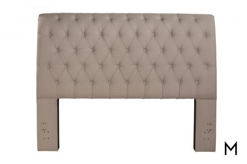 Napleton Upholstered King Headboard