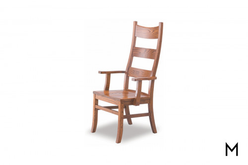 Traditional Arm Dining Chair