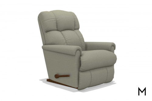 Pinnacle Rocking Recliner with AirForm Cushion