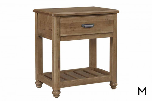 American Maple Nightstand