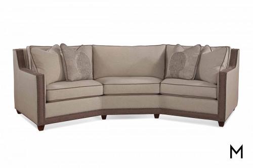 Elisabeth Conversation Sofa