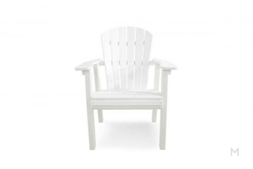 White Premium Patio Chair