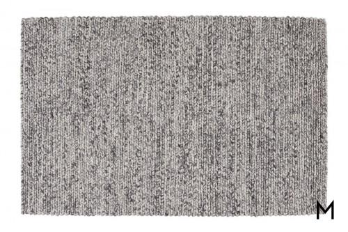 Chunk-Knit Wool Area Rug 8'x10'