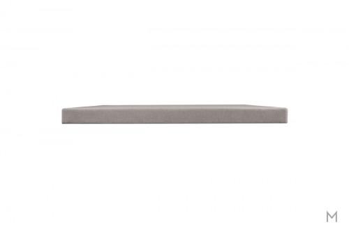 "Tempur-Pedic TEMPUR 5"" Low Foundation - Twin XL in Gray Upholstery"