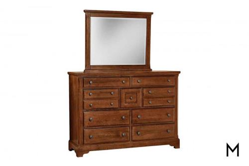 Villa Dresser Mirror