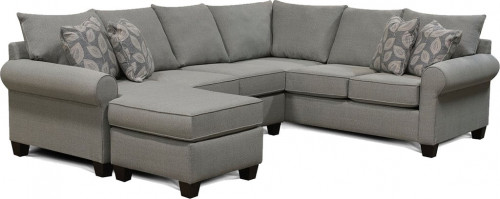 Clementine Sectional with Movable Chaise
