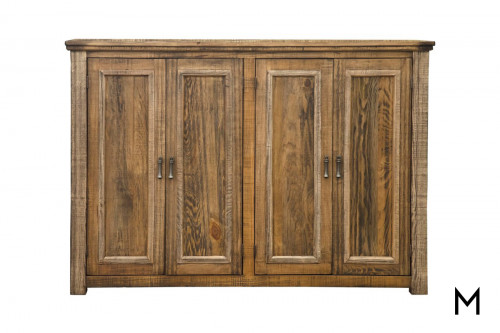 Montana Rustic Console