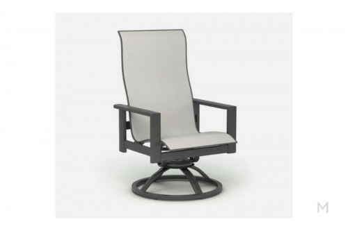 Sierra High Back Swivel Rocker