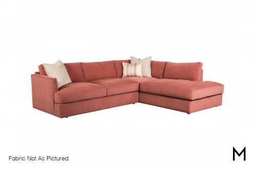 Chaise 2-Piece Sectional Sofa