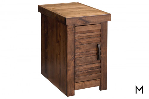 Sausalito Chair Table with Door