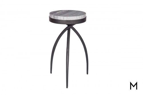 Rounds Gray Table