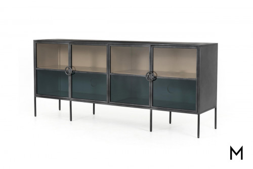 Iron Barrister Sideboard