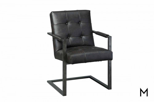 Starmore Office Chair with Tufted Seat and Back