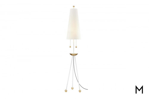 Mitzi Liza Floor Lamp with 2 Lights